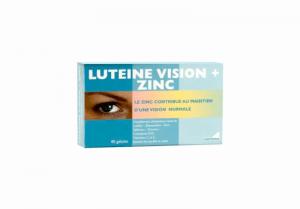 LUTEINE VISION + ZINC