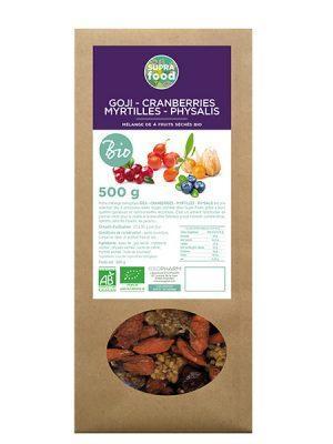 MELANGE 4 SUPER FRUITS BIOLOGIQUES
