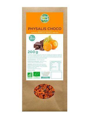 PHYSALIS ET CHOCOLAT BIOLOGIQUES